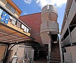 京都府京都市上京区河原町通荒神口上る宮垣町の賃貸マンションの外観