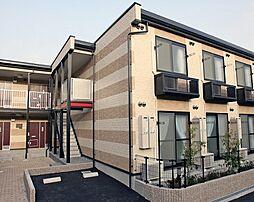 大阪府大阪市生野区巽北2丁目の賃貸アパートの外観