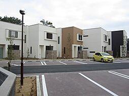 [テラスハウス] 静岡県浜松市中区佐鳴台5丁目 の賃貸【/】の外観