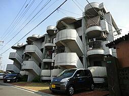 アパートメントオムニ[2階]の外観