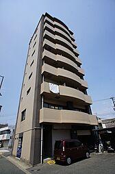 オリンピア竹下[3階]の外観