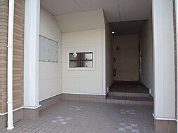 エルシャトーII[2階]の外観