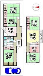 鳥羽街道駅 5,320万円