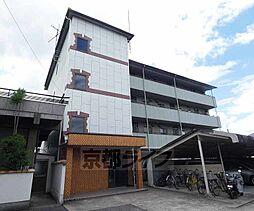 京都府京都市伏見区淀木津町の賃貸マンションの外観