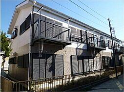 神奈川県高座郡寒川町一之宮3丁目の賃貸アパートの外観