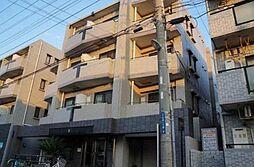 千葉県市川市広尾1の賃貸マンションの外観
