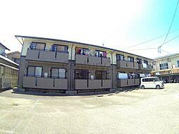 大阪府池田市豊島南1丁目の賃貸アパートの外観
