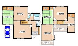 [一戸建] 兵庫県神戸市西区南別府4丁目 の賃貸【/】の間取り