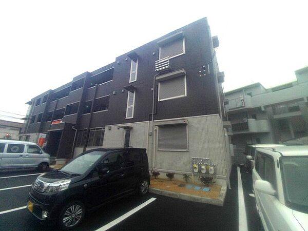 兵庫県明石市大明石町2丁目の賃貸マンションの外観