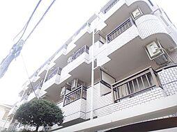 神奈川県川崎市高津区諏訪2の賃貸マンションの外観