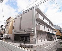京都府京都市中京区壬生朱雀町の賃貸マンションの外観