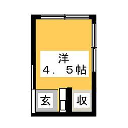 茗荷谷駅 3.5万円