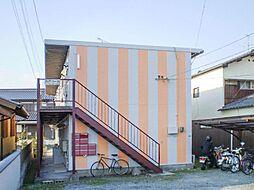 八戸コーポ[203号室]の外観