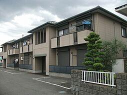 浅井ハイツ[1階]の外観
