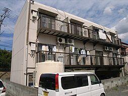 ボンアール西津[2階]の外観