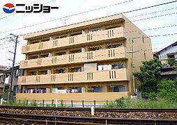 愛知県名古屋市守山区弁天が丘の賃貸マンションの外観