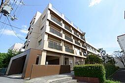 兵庫県西宮市森下町の賃貸マンションの外観