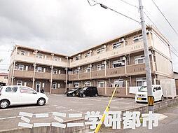 福岡県糸島市高田2丁目の賃貸マンションの外観