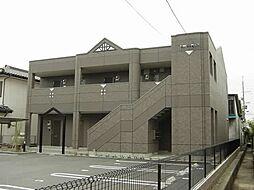 愛知県一宮市篭屋5丁目の賃貸アパートの外観