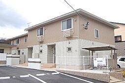 福岡県筑紫郡那珂川町今光5丁目の賃貸アパートの外観