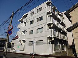 シャトレ紅梅[1階]の外観