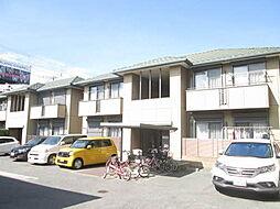 ルミナスコートB棟[2階]の外観