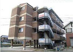 古里マンション[4階]の外観