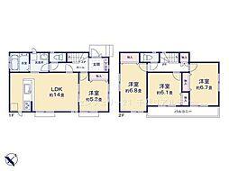 船橋駅 3,590万円