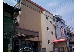 京都府京都市左京区菊鉾町の賃貸マンションの外観