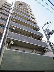 カシェット緑橋[10階]の外観