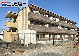 エスポアパレス[3階]の外観
