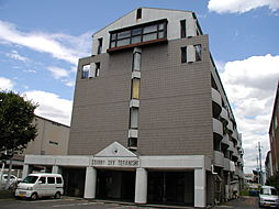大阪府東大阪市西石切町4丁目の賃貸マンションの外観