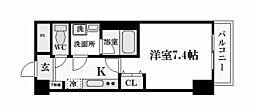 ディア西宮ステーションフロント[2階]の間取り