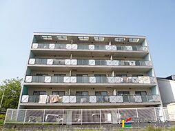 福岡県八女市本村の賃貸マンションの外観