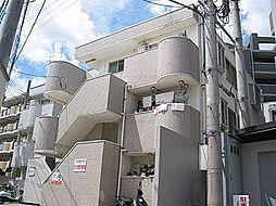 リバブルハイツ[2階]の外観