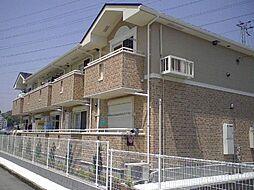 兵庫県姫路市北今宿3丁目の賃貸アパートの外観