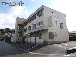 愛知県犬山市内田東町の賃貸マンションの外観