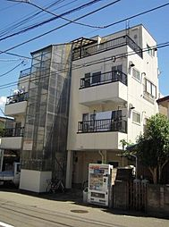 神奈川県相模原市中央区上矢部1丁目の賃貸マンションの外観
