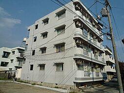 徳島県徳島市中常三島町1丁目の賃貸マンションの外観