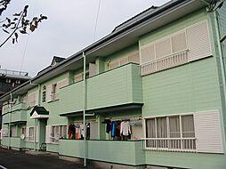 ポエムF[2階]の外観