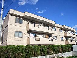 グランディール矢三A・B[1階]の外観
