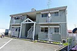 多田ハイツC棟[2階]の外観