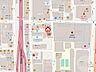 地図,1K,面積24.78m2,賃料7.0万円,Osaka Metro御堂筋線 本町駅 徒歩5分,Osaka Metro四つ橋線 肥後橋駅 徒歩9分,大阪府大阪市中央区本町4丁目6-4