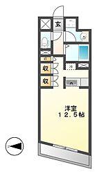 CORNES HOUSE NAGOYA(コーンズ)[7階]の間取り