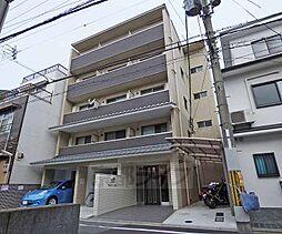 京都府京都市上京区中社町の賃貸マンションの外観