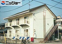 サープラスワン前西[2階]の外観