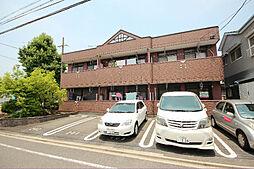 愛知県名古屋市中川区服部4丁目の賃貸マンションの外観