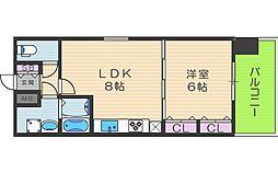 ARK ONE[11階]の間取り