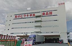 ハウスコートヤマフジD[1階]の外観