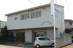 山形県山形市江俣4丁目の賃貸アパートの外観